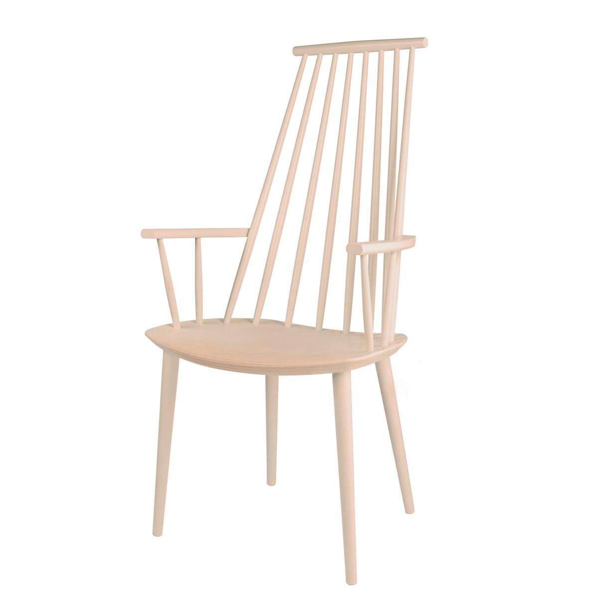 Hay J110 chair, natuurlijk beuken