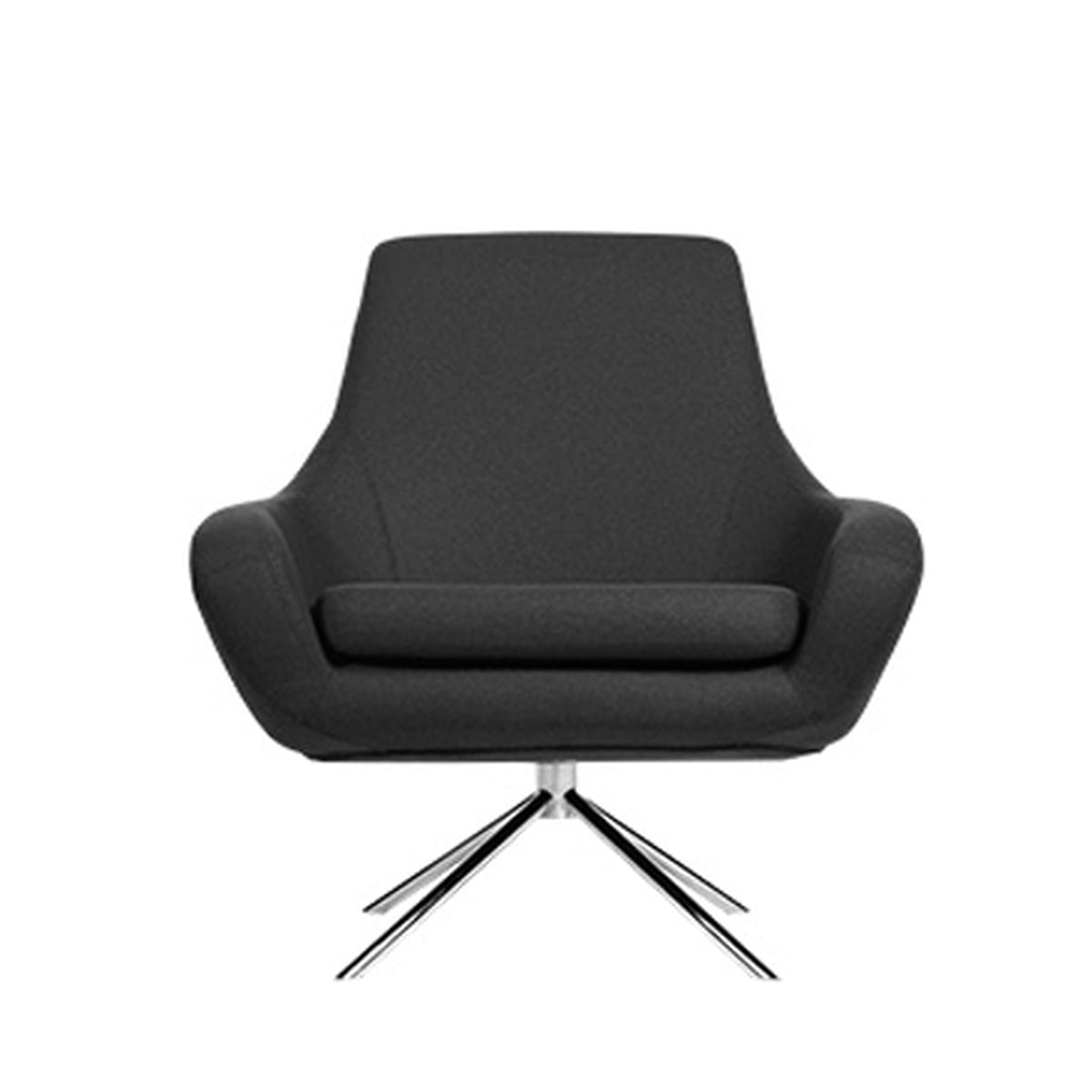 Remarkable Softline Noomi Lounge Fauteuil Vision Donkergrijs 439 Pdpeps Interior Chair Design Pdpepsorg