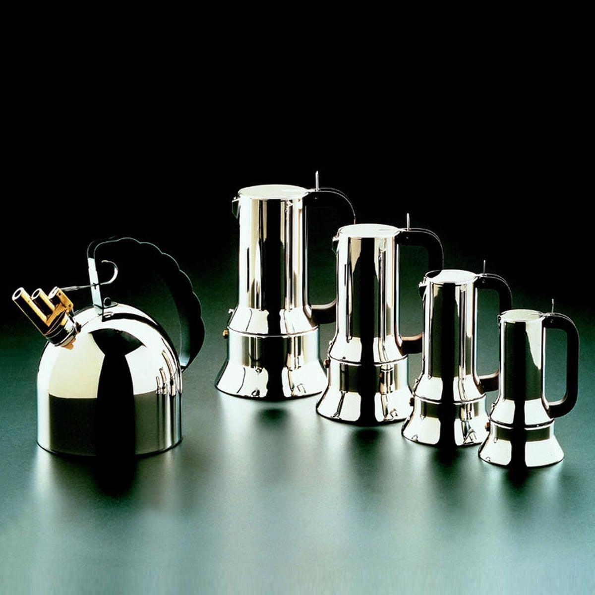 Kopjes Alessi 9090 66 Alessi Espressomachine pSqVGzMU