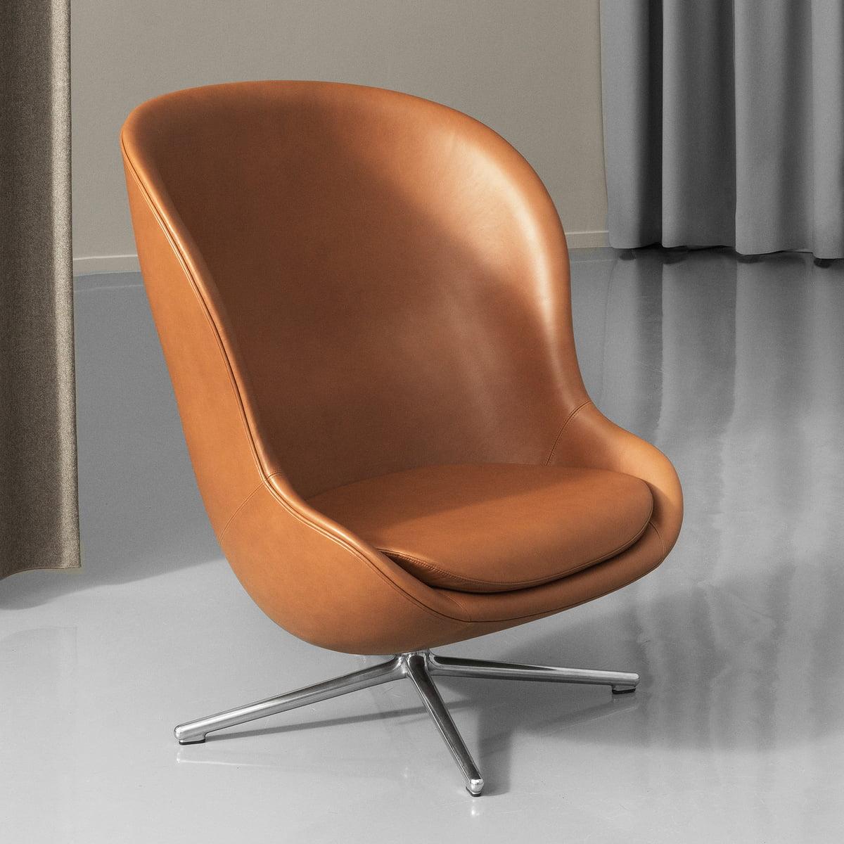 Enjoyable Normann Copenhagen Hyg Lounge Chair Swivel High Aluminium Beige Synergy Lds18 Camellatalisay Diy Chair Ideas Camellatalisaycom