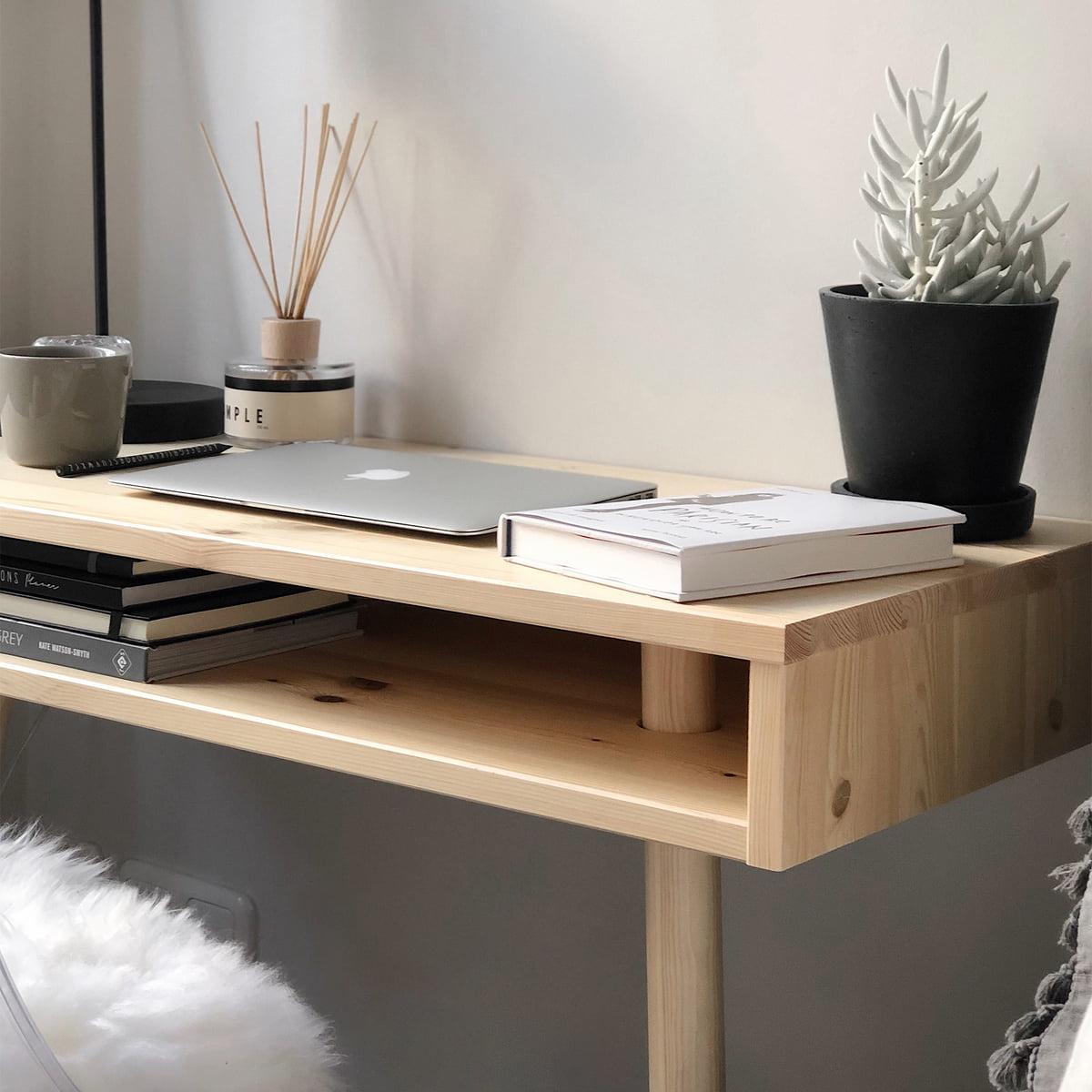 Speeltafel Met Opbergruimte.Karup Design Capo Console Tafel Natuur