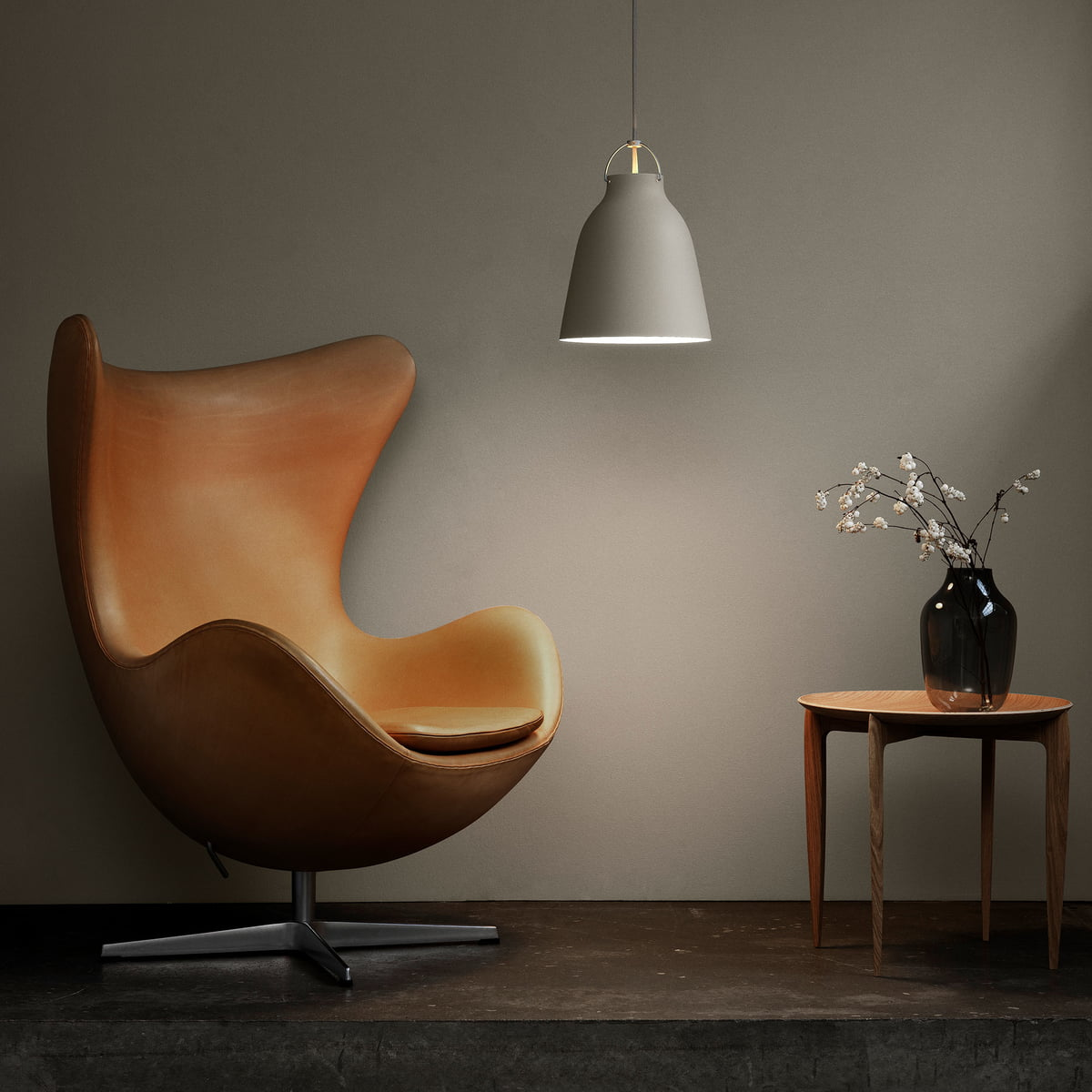 Fritz Hansen Egg Chair Prijs.Fritz Hansen Egg Chair Connox