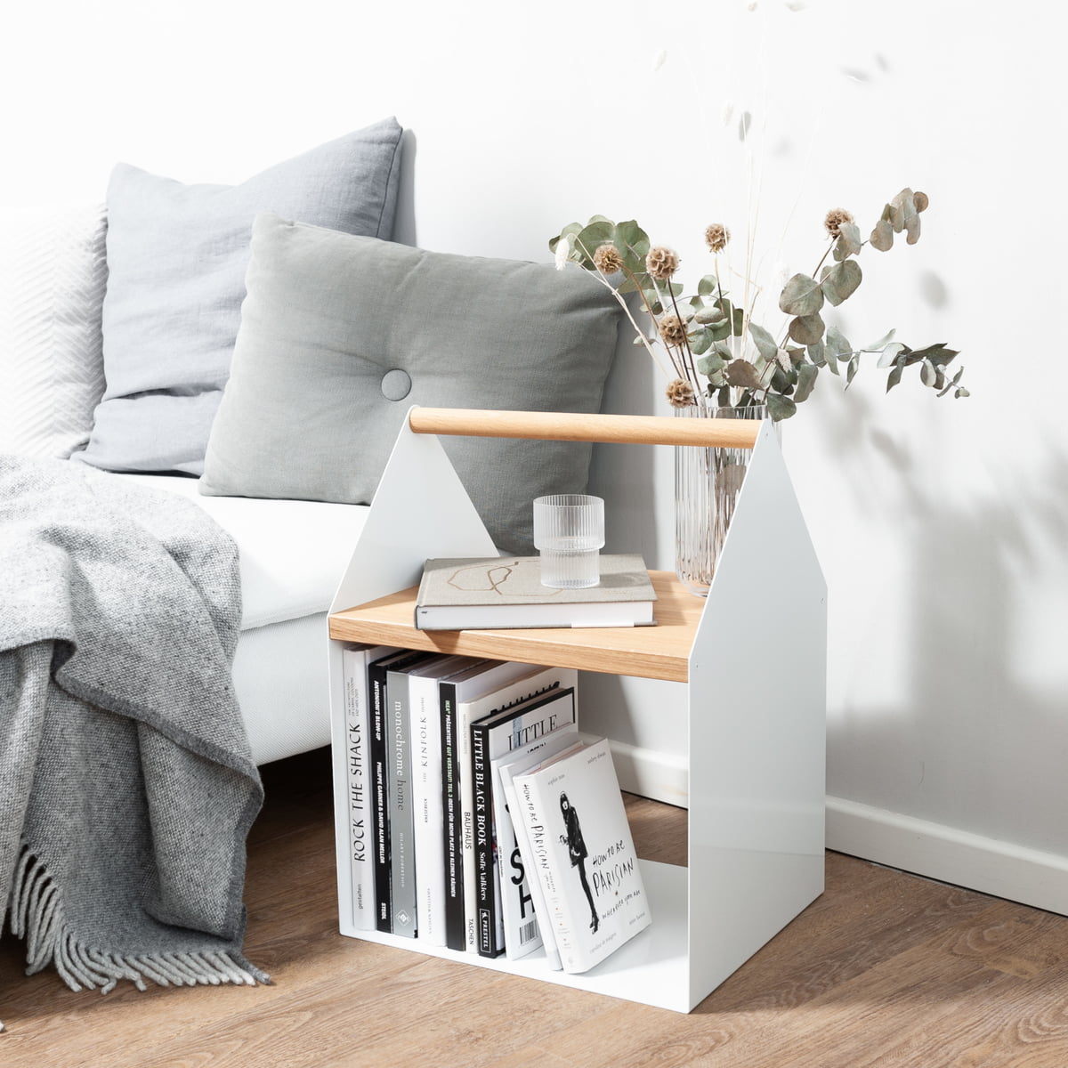 Klein Design Bijzettafeltje.Yunic Kleine Huis Bijzettafel Connox