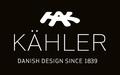 Kähler Design - nieuwe Deense keramiek