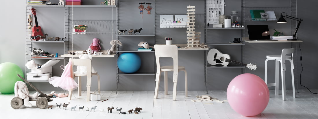 Startende school - Pro bureaus en stoelen