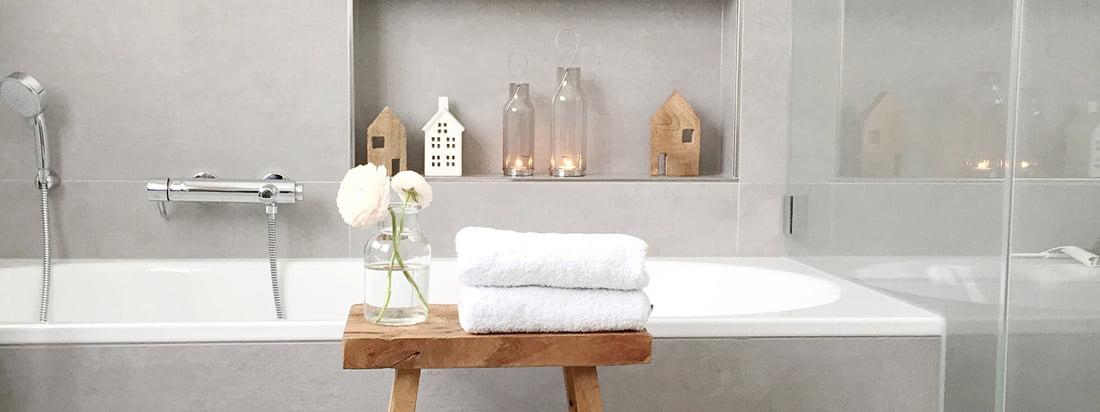 Kamers - badkamer, Authentiek, ambiancebeeld