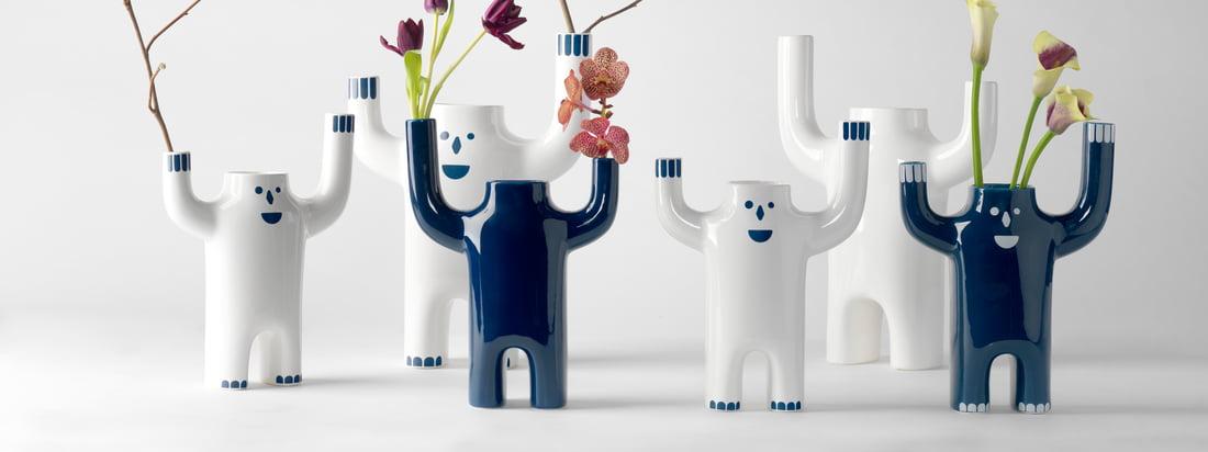 BD Barcelona is een ontwerpbureau uit Spanje. De Bdlove Planter is geschikt als aantrekkelijke container voor planten en als bank. Verkrijgbaar in de Connox shop.