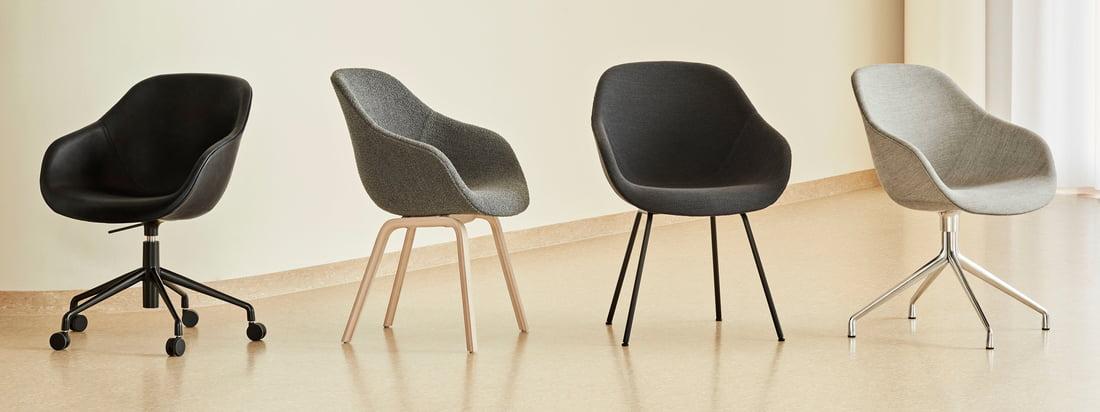 Hooi - Over een stoelcollectie - Banner