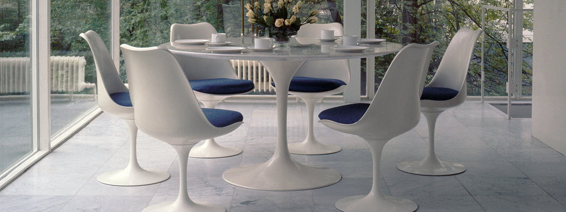 Knoll - Saarinen Collectie - banner
