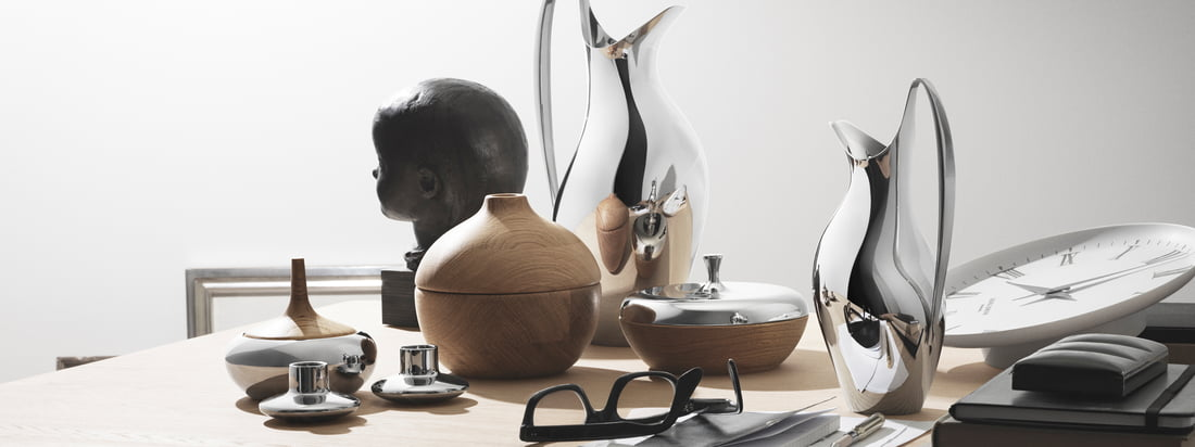 Georg Jensen - Koppel Collectie - header