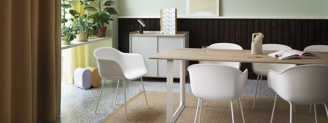 Muuto - Fiber Chair collectie