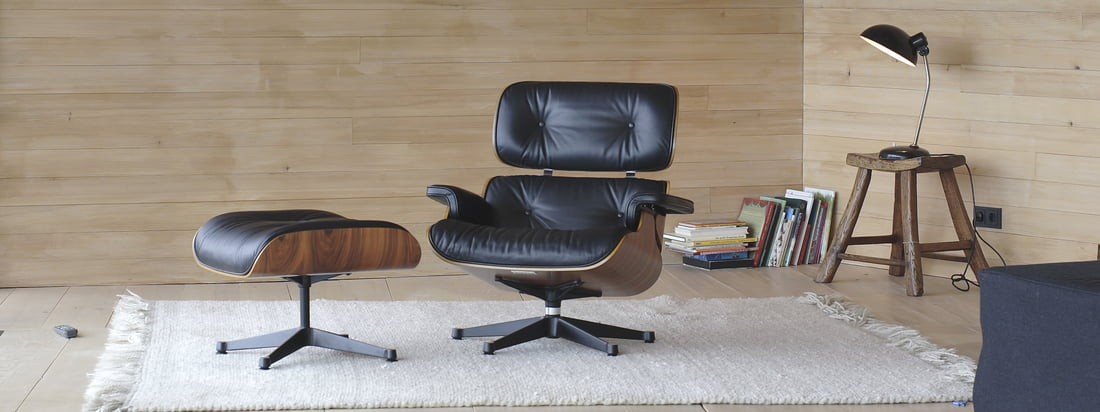 Vitra - Eames Lounge Chair - Ambiance