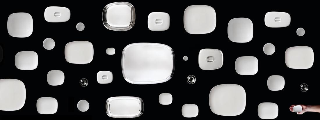 Alessi - Ovale Tafelgerei serie