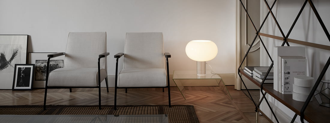 Foscarini - knoppen collectie