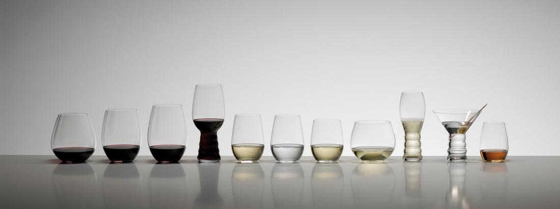 Riedel - O Wijnglas serie 3840x1440