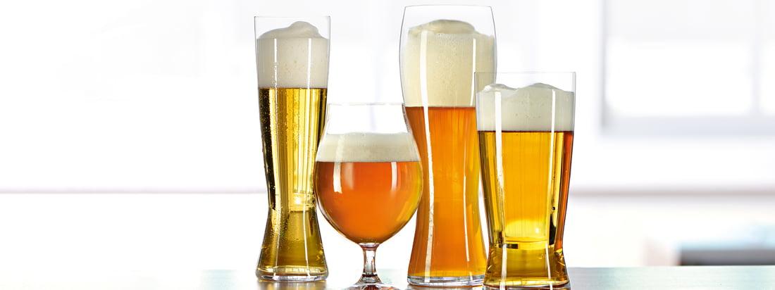 Spiegelau - Bier Classic Glass Series - Banner 3840x1440
