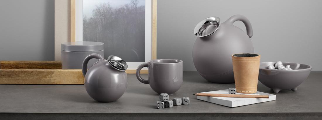 Eva Solo - Globe Collectie, grijs