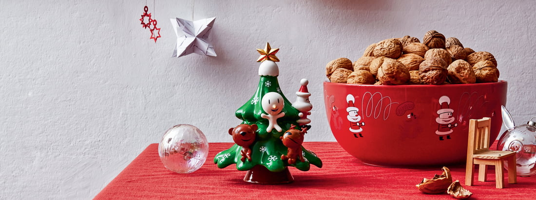 Alessi kerstbanner