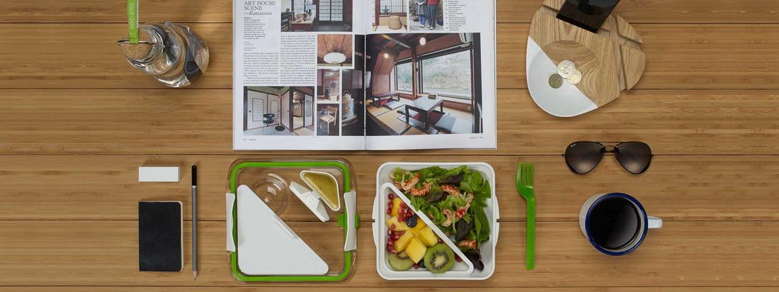 Zwart + Blum - box appetit collectie