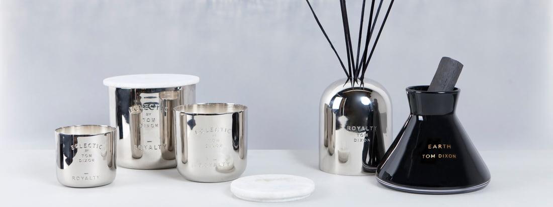 Tom Dixon - Kaarsen ruikt &geuren