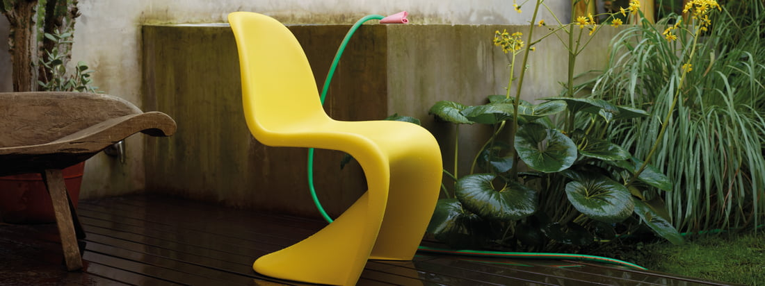 Vitra - Panton Chair Collectie - banner