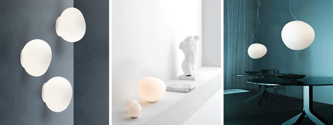 Foscarini - Gregg Lamp Serie