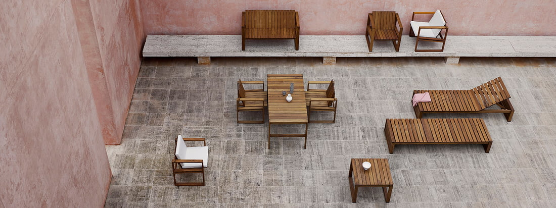 Carl Hansen - Indoor Outdoor Serie Banner 3840 x 1440