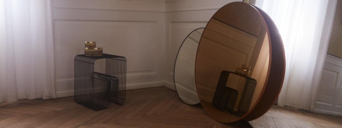 AYTM - Circum wandspiegel, klein / middelgroot / groot - Situation picture - Studio