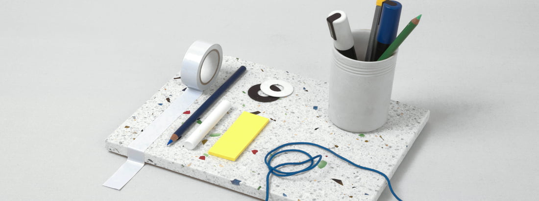 OK Design - Confetti Schneide- und Servierbrett Small, multicolor