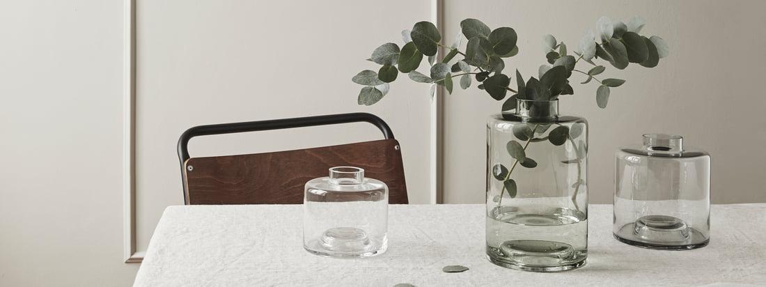 Connox collectie - Vazen collectie - stapelbaar
