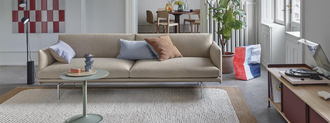 Muuto - Overzicht Sofa - Banner