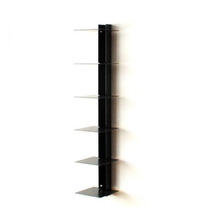 Boekentoren - antraciet (1 m)