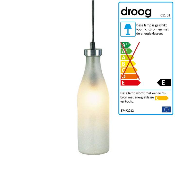 Melkfles Lamp