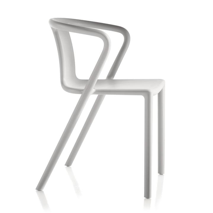 Air-Armchair van Magis in wit