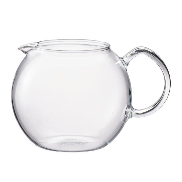 Vervangend glas voor ASSAM theemaker, 1.0 liter