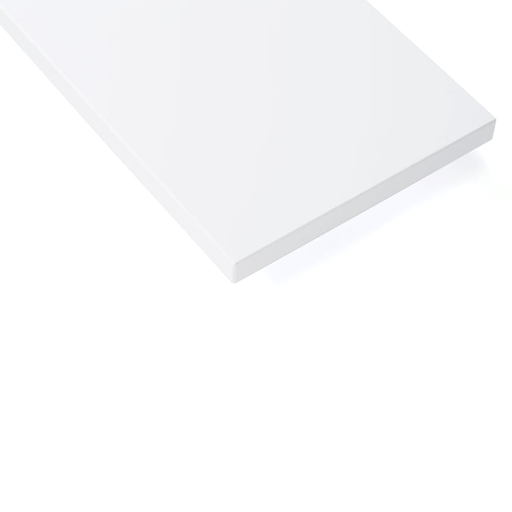 Legplank (set van 3) van String, wit gelakt