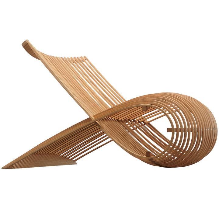 Cappellini - Houten stoel