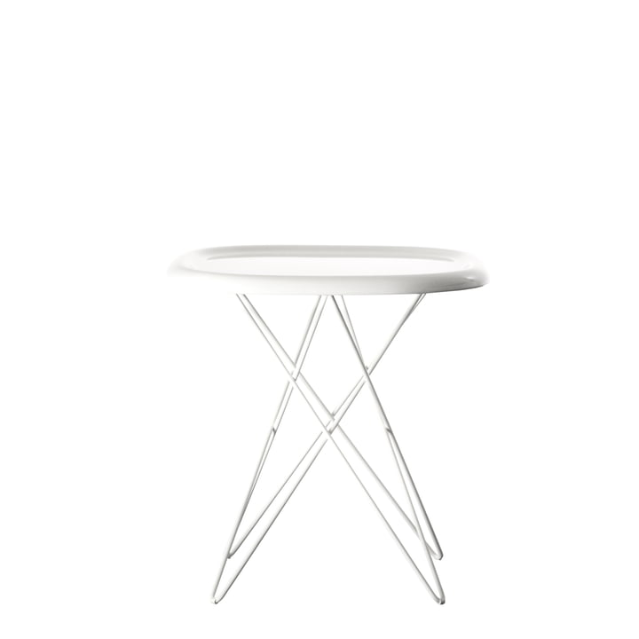 Magis - Pizza tafel, 45 cm, wit