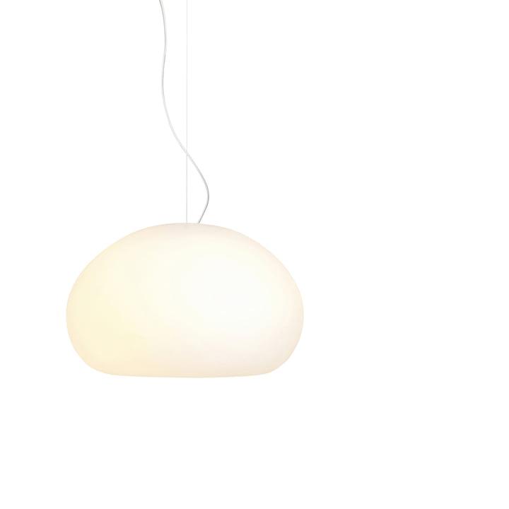 Fluid Hanglamp Ø 23 cm van Muuto in opaalwit