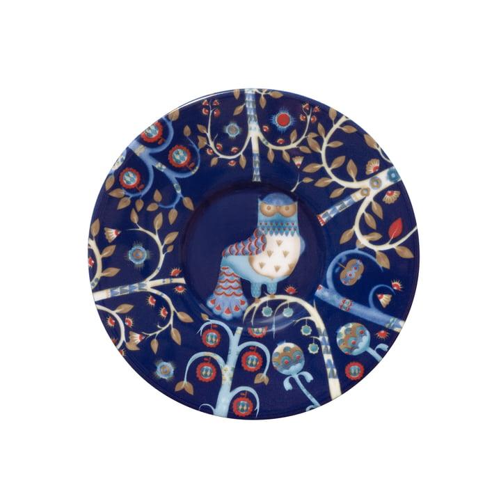 Iittala - Taika - blauw - espressoschotel, Ø 11 cm