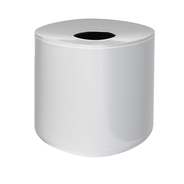 Alessi - Birillo Tissue Box PL15 W, wit