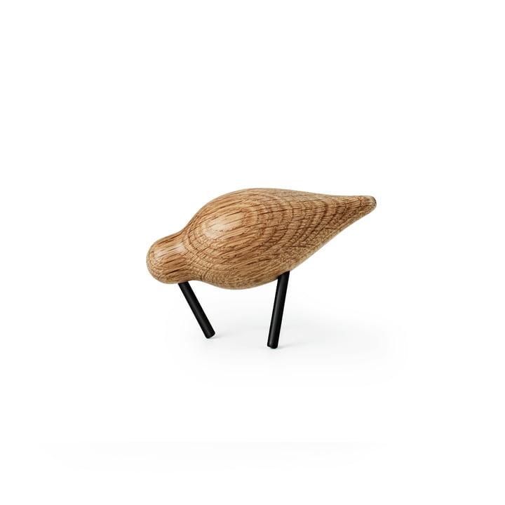 Shorebird Small van Normann Copenhagen in eiken/zwart