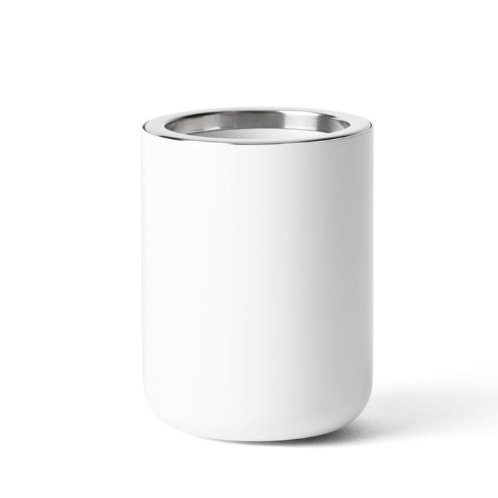 Menu - Normale badborstel Tuimelaar, wit