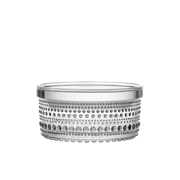 Kastehelmi Voorraadpot 116 x 57 mm van Iittala gemaakt van helder glas