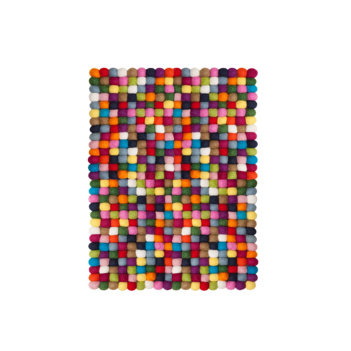 Lotte rechthoekig tapijt, 70 x 100 cm van myfelt
