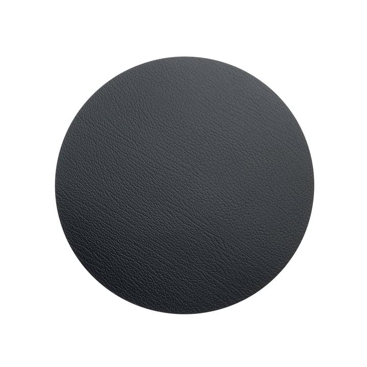 LindDNA - Hot Mat Circle S pothouder Ø 24 cm, zwarte stier