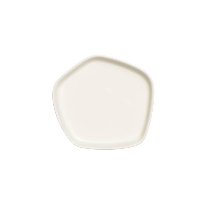 Iittala X Issey Miyake - Plaat 11x11 cm, wit