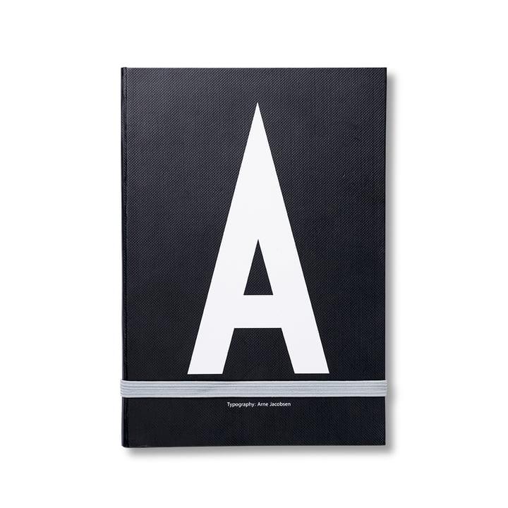 Ontwerpbrieven - Persoonlijk Notitieboekje A-Z, A-Z, A