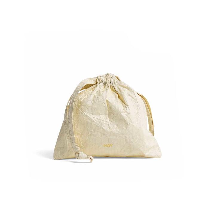 Hooi - Verpakking Essentials met trekkoord, geel, maat S