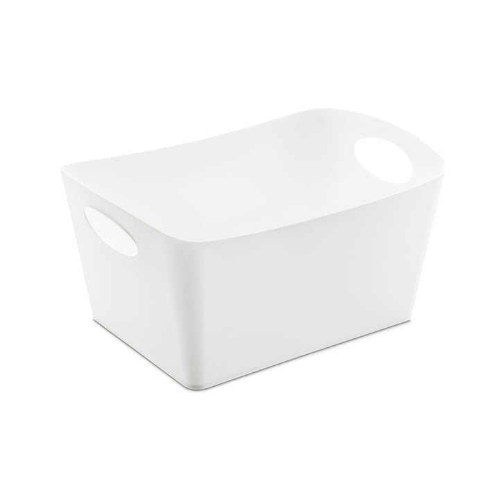 Boxxx M opbergdoos van Koziol in wit